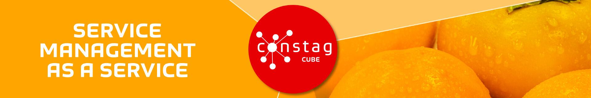 Constag Produkte Service Management CUBE